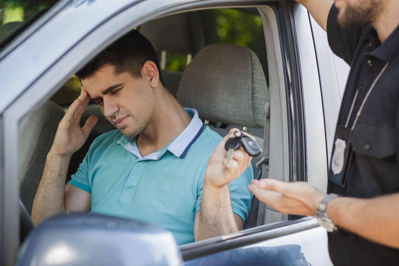 Multa por Conducir Sin Carnet por Pérdida de Puntos del Permiso