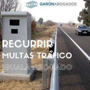 RECURRIR MULTA TRAFICO