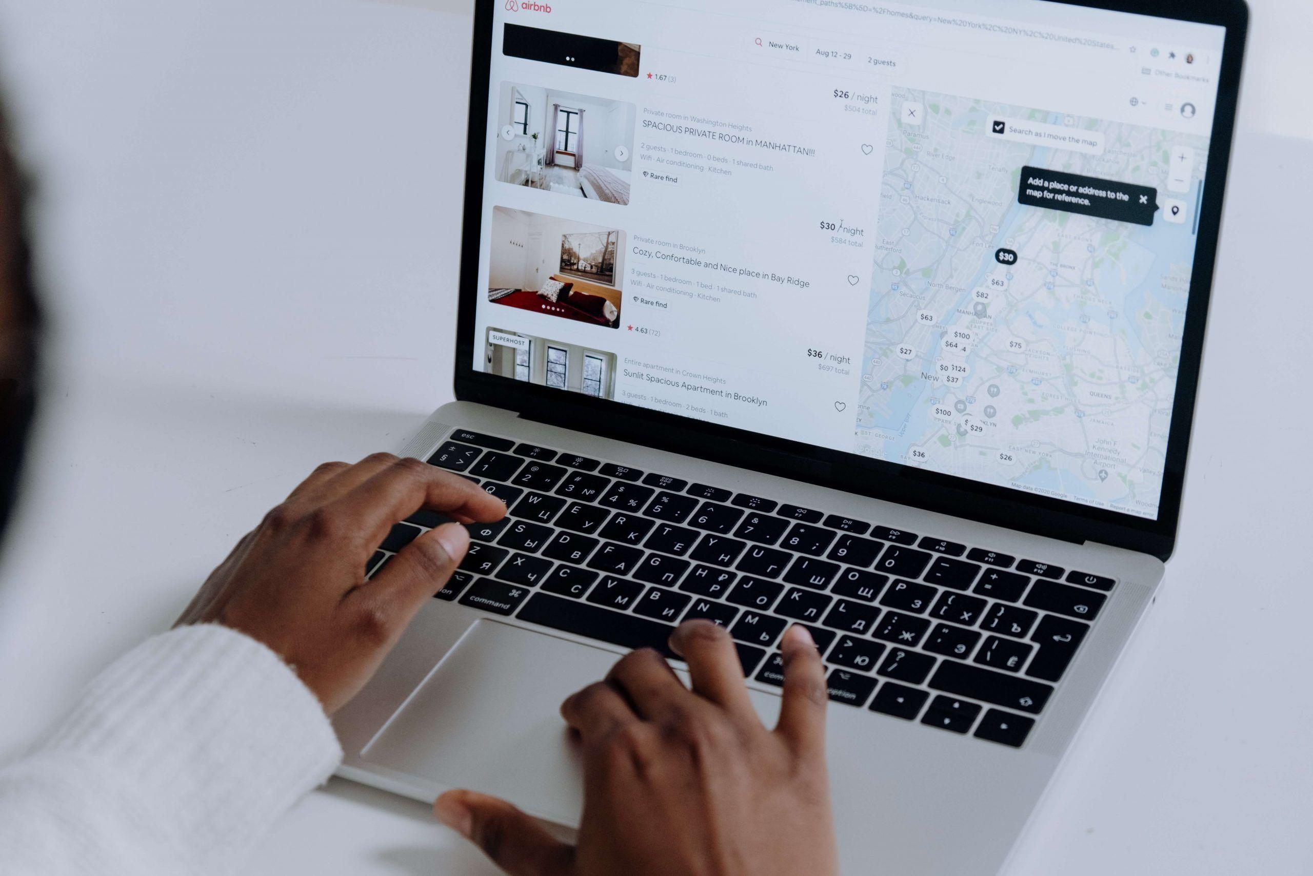 ver pagina airbnb alquilar piso