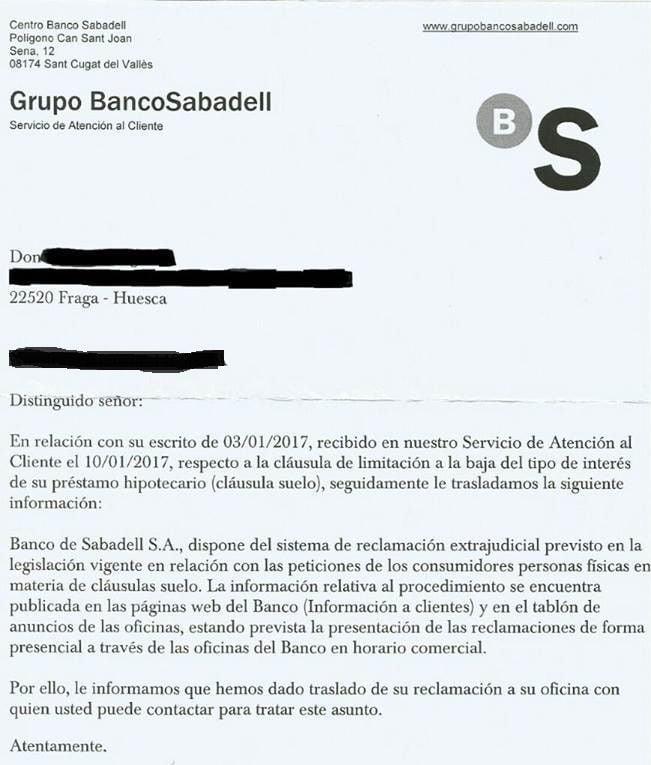 Como obtener prestamos bancarios blog for Reclamar importe clausula suelo