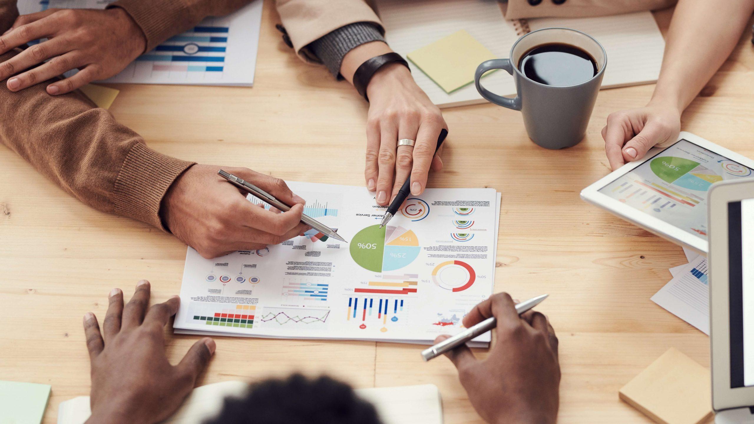 reunion para ver numeros y analizar los despidos por causas economicas