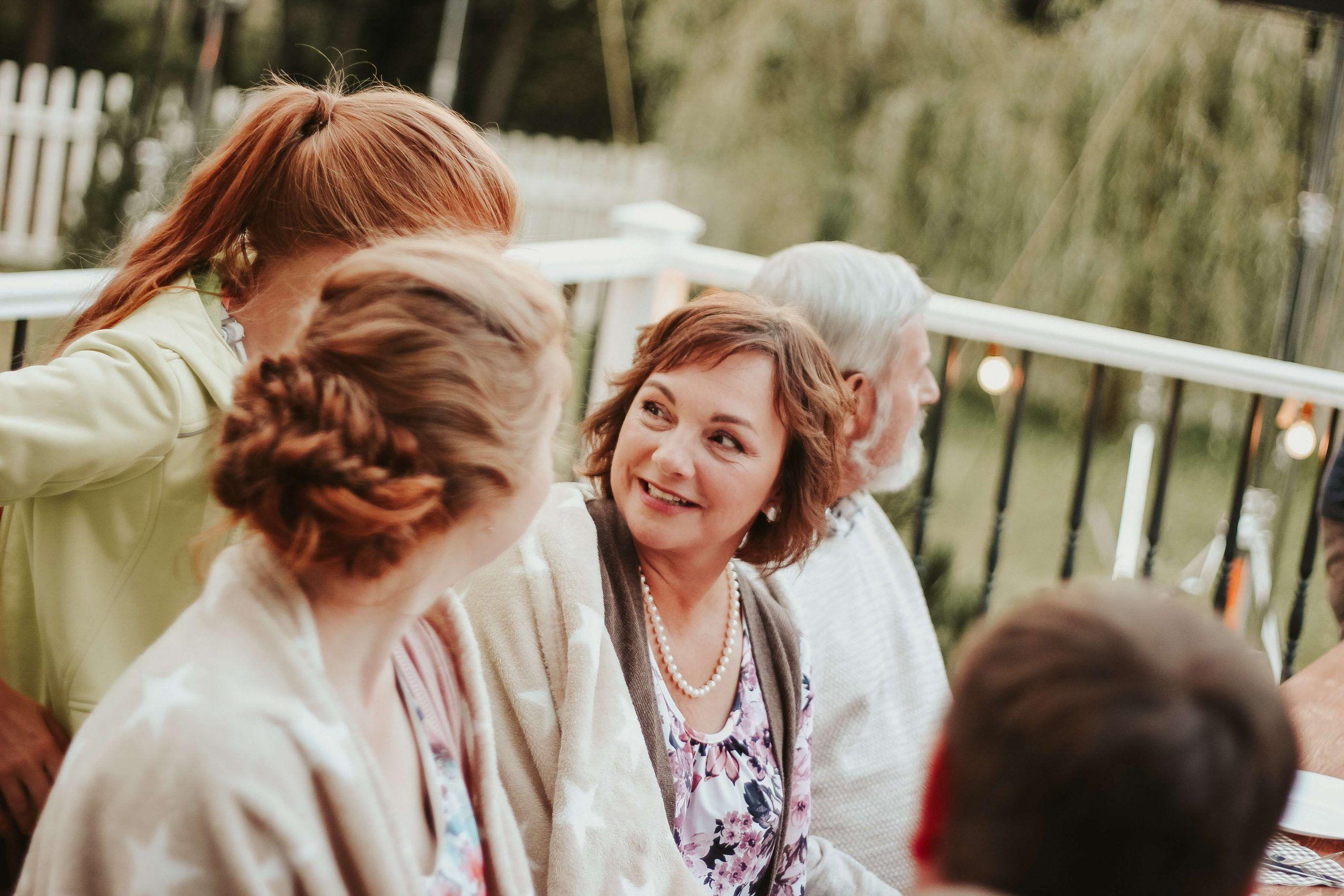 herencia sin aceptar todavia reunion de familiares