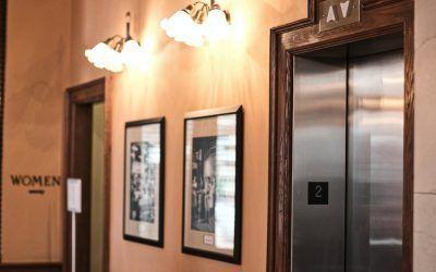 La mayoría simple para la instalación de ascensor en una comunidad de vecinos.