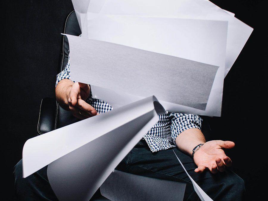 Coleccionar cartas de amonestación laboral podrían hacer que pierdas tu empleo.