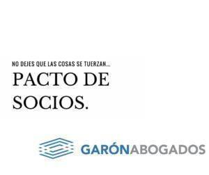 pacto de socios abogados madrid