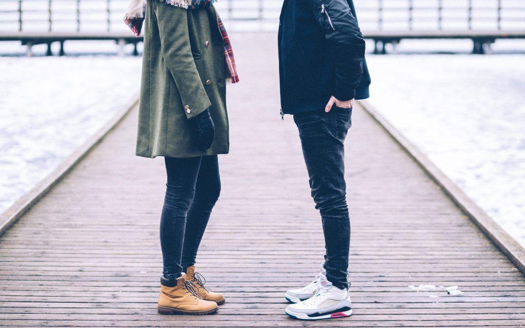 ¿Cómo resolver la separación de parejas con hijos sin estar casados?