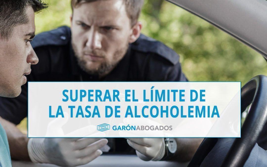 ¿Conoces las multas y sanciones por superar el límite de alcoholemia?