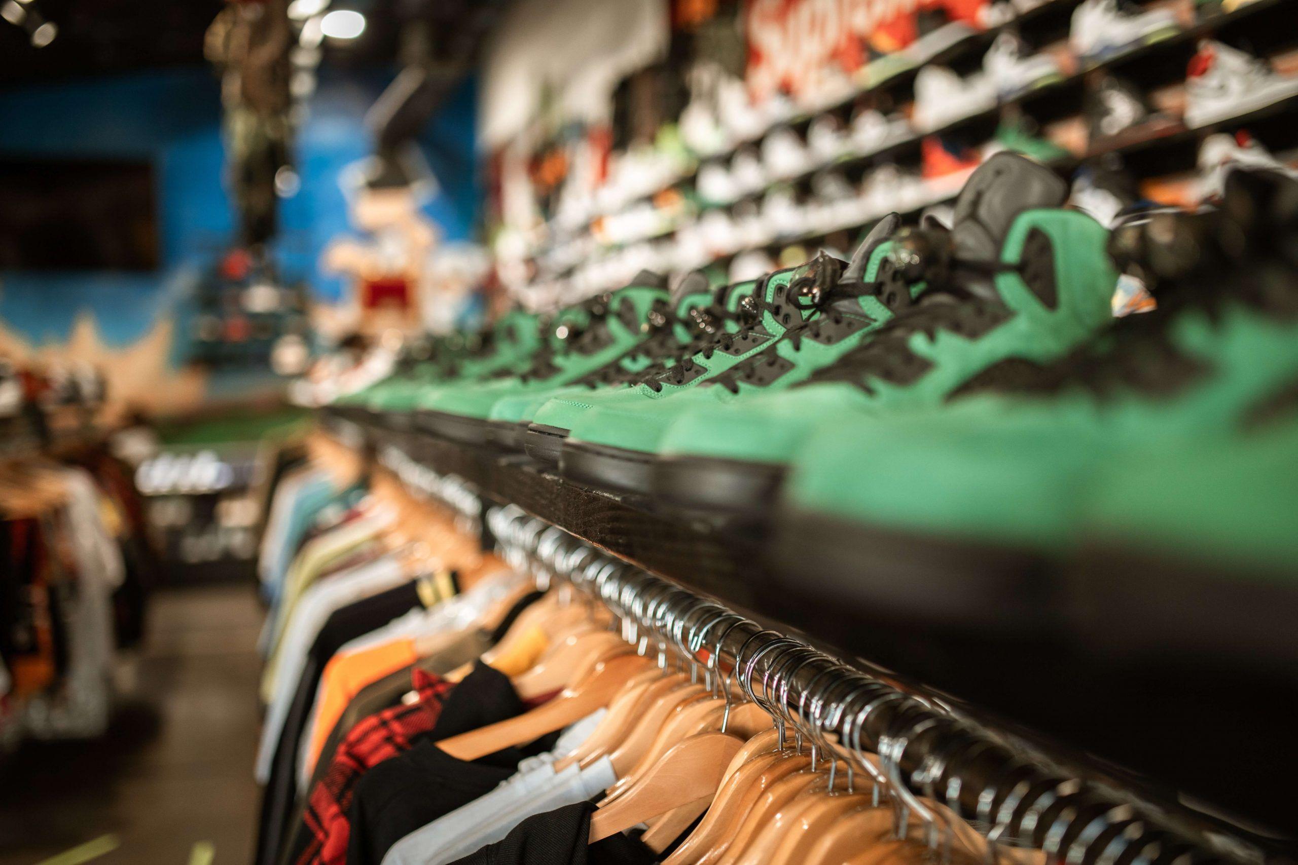 vender falsificaciones y replicas de ropa de marca